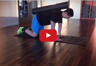 Incorporating Other Muscle Groups During Planks