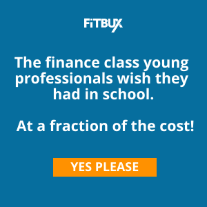 Awesome FitBUX Finance Course For Young Professionals
