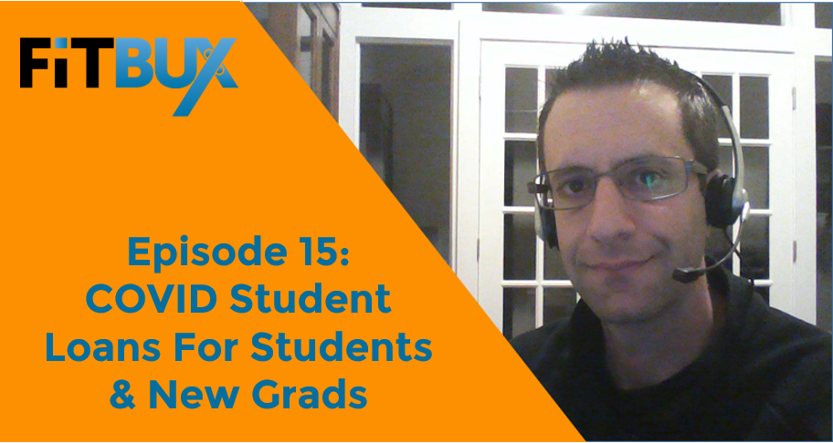 COVID Student Loans For Students & New Grads